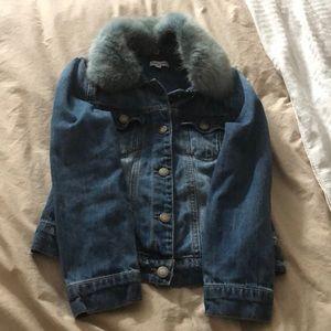 Splended Girls Denim Jacket - Size 6x